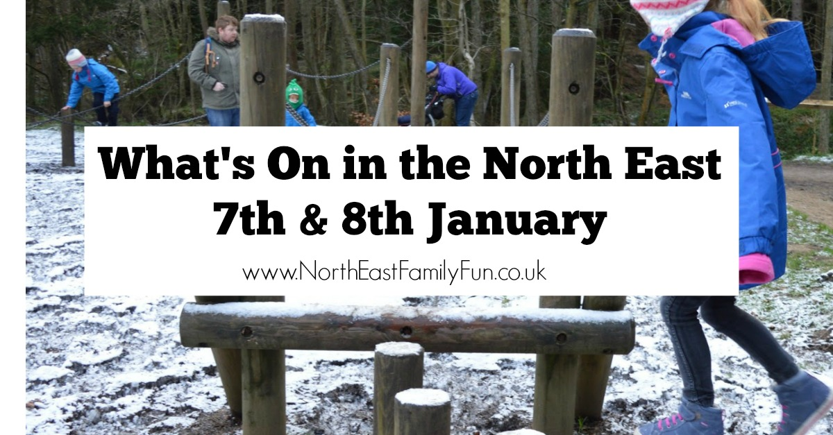 What's On in Newcastle and the North East for Children & Families | 7th & 8th January