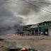EXTRA: Terroristas de oposición en Venezuela queman la casa de la familia del expresidente Chávez donde murieron dos personas.