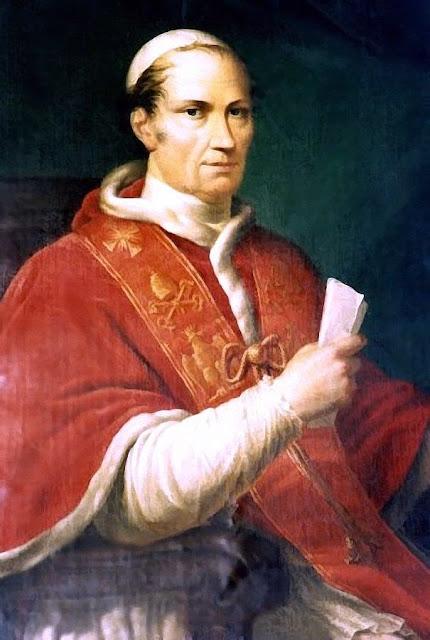 Leão XII: Papa de 1823 a 1829
