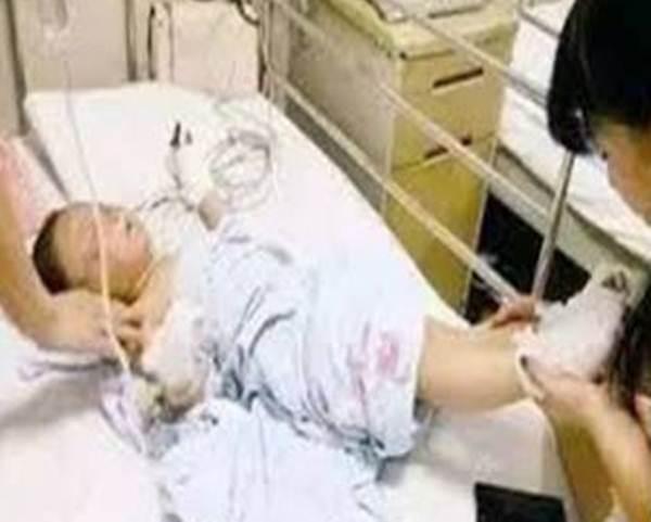 bayi keracunan makanan