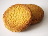 french shortbread cookie