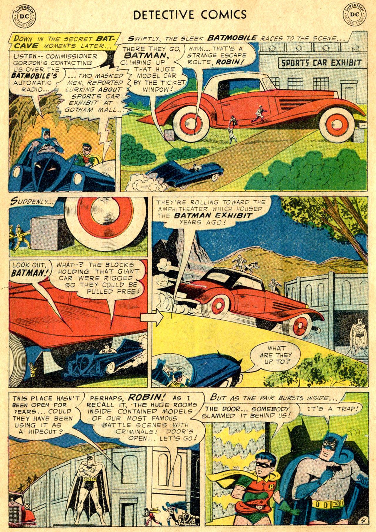 Detective Comics (1937) 238 Page 5