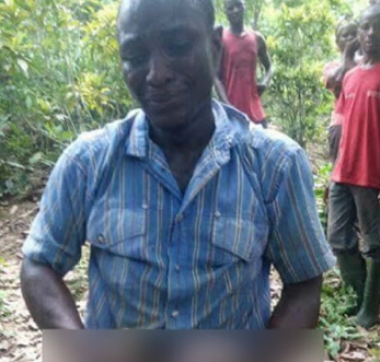 ghanaian farmer behead son