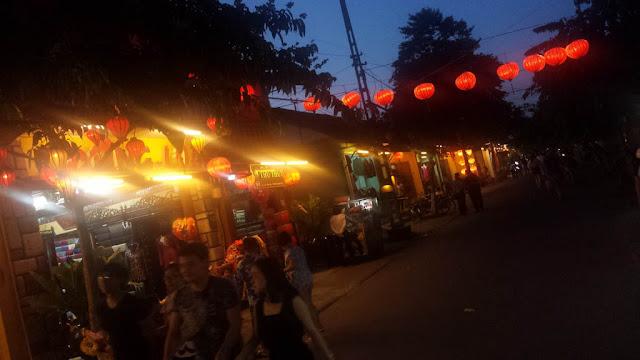 La noche de Hoi An