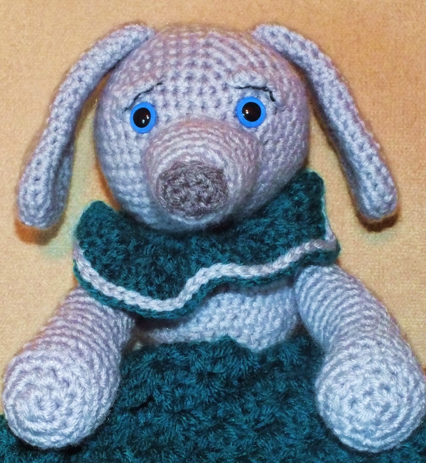 Connie\'s Spot© Crocheting, Crafting, Creating!: Cute Little Hush ...