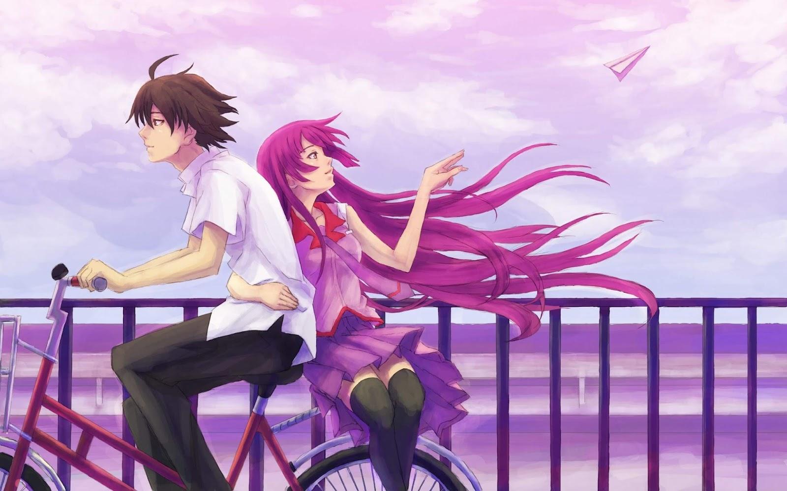 Koyomimonogatari [BD] Sub Indo : Episode 1-12 END | Anime Loker