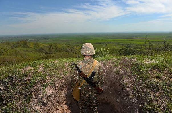 Incidente en puesto militar de Azerbaiyán
