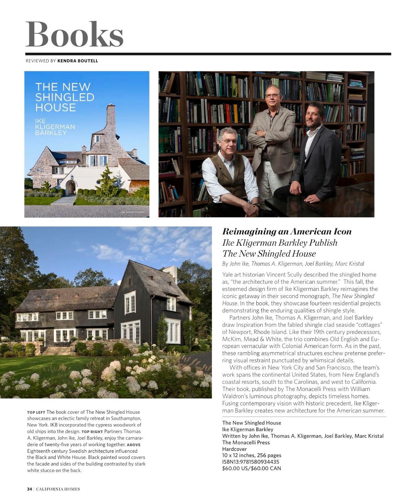 Reimagining An American Icon California Homes Magazine Fall 2015