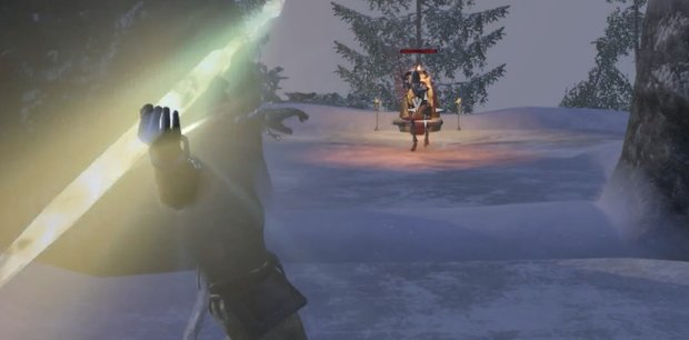 ESO Templar Aedric Spear