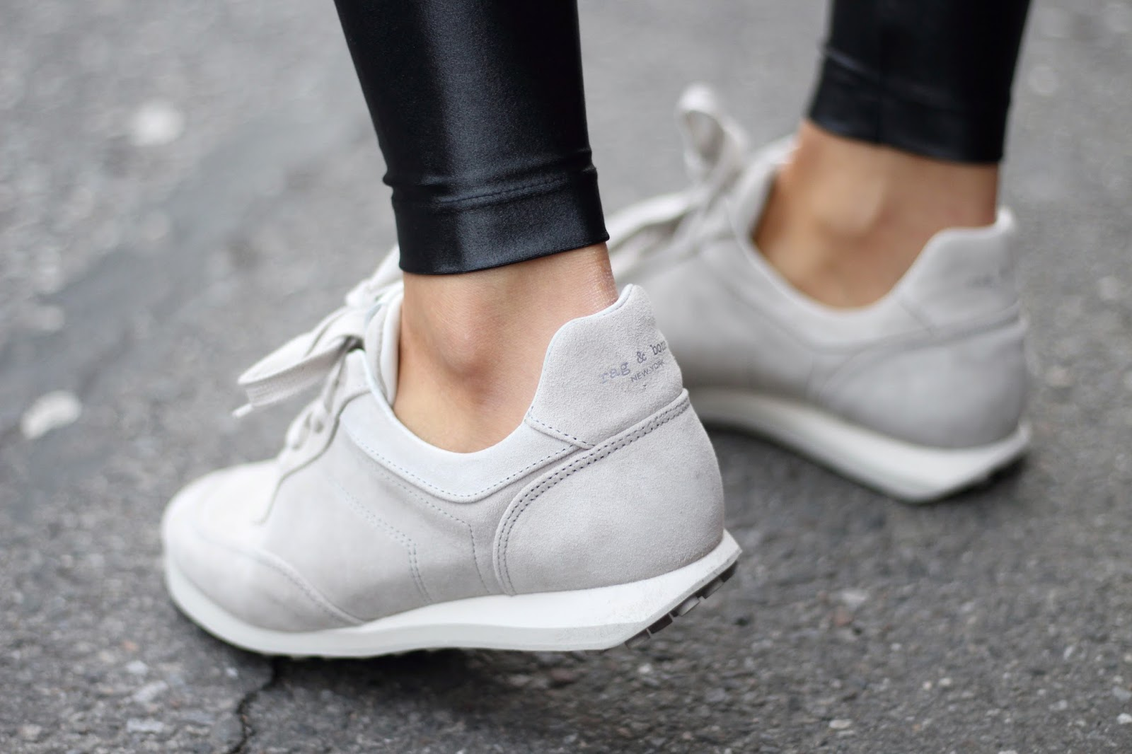 rag and bone dylan suede sneakers