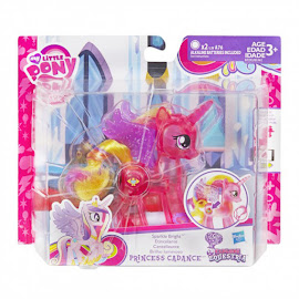 My Little Pony Sparkle Bright Wave 1 Princess Cadance Brushable Pony
