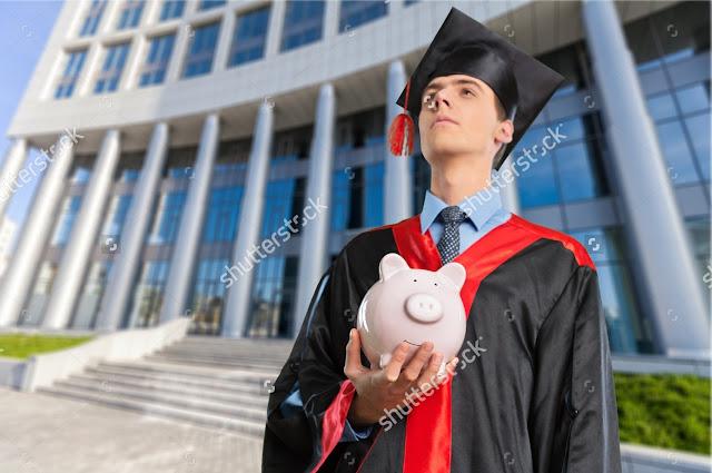 Vermeidung-Studenten-Darlehen