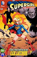 Os Novos 52! Supergirl #19
