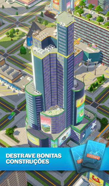 Citytopia MOD Dinheiro Infinito v 2.9.10
