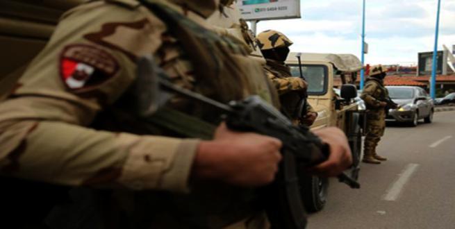 Pasukan Mesir Tewaskan 25 Gerilyawan di Sinai