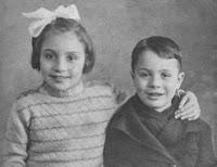 Germain Ghorbal en 1940, avant son départ pour la Sistière