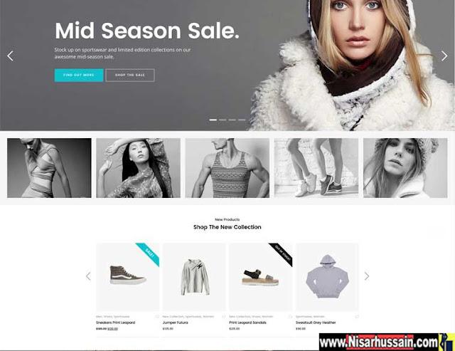 Suprema eCommerce Premium Theme