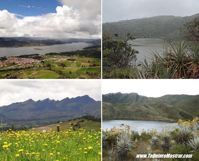 Destinos de Colombia: Guatavita y Sabana de Bogotá