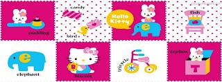 Sampul Facebook Hello Kitty Terbaru