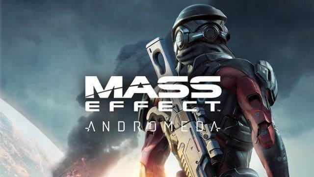 لعبة #-3 mass effect  andromeda الاصدار الجديد 2017