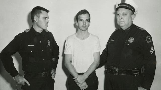 Revelan qué dijo el asesino de Lee Harvey Oswald a un informante del FBI antes de la muerte de JFK