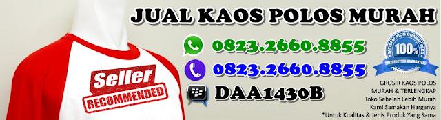 Jual Kaos Polos Online di Bekasi