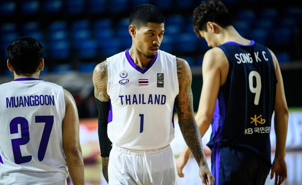 Korea def. Thailand, 93-86 (VIDEO) 2021 FIBA Asia Cup Qualifiers | 1st Window