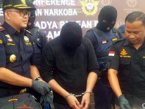 Thumbnail image for Sembunyi Dadah Dalam Dubur, Benjy Ditangkap Di Indonesia