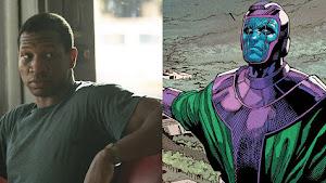 """'Homem-Formiga 3' escala Jonathan Majors como """"Kang, O Conquistador"""""""