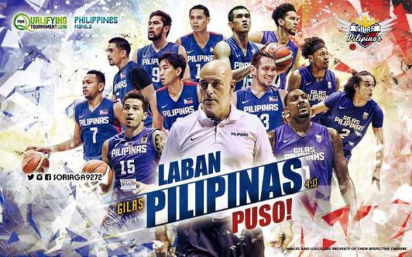 Final 12: Gilas Pilipinas lineup for 2016 FIBA Olympic Qualifying Tournament