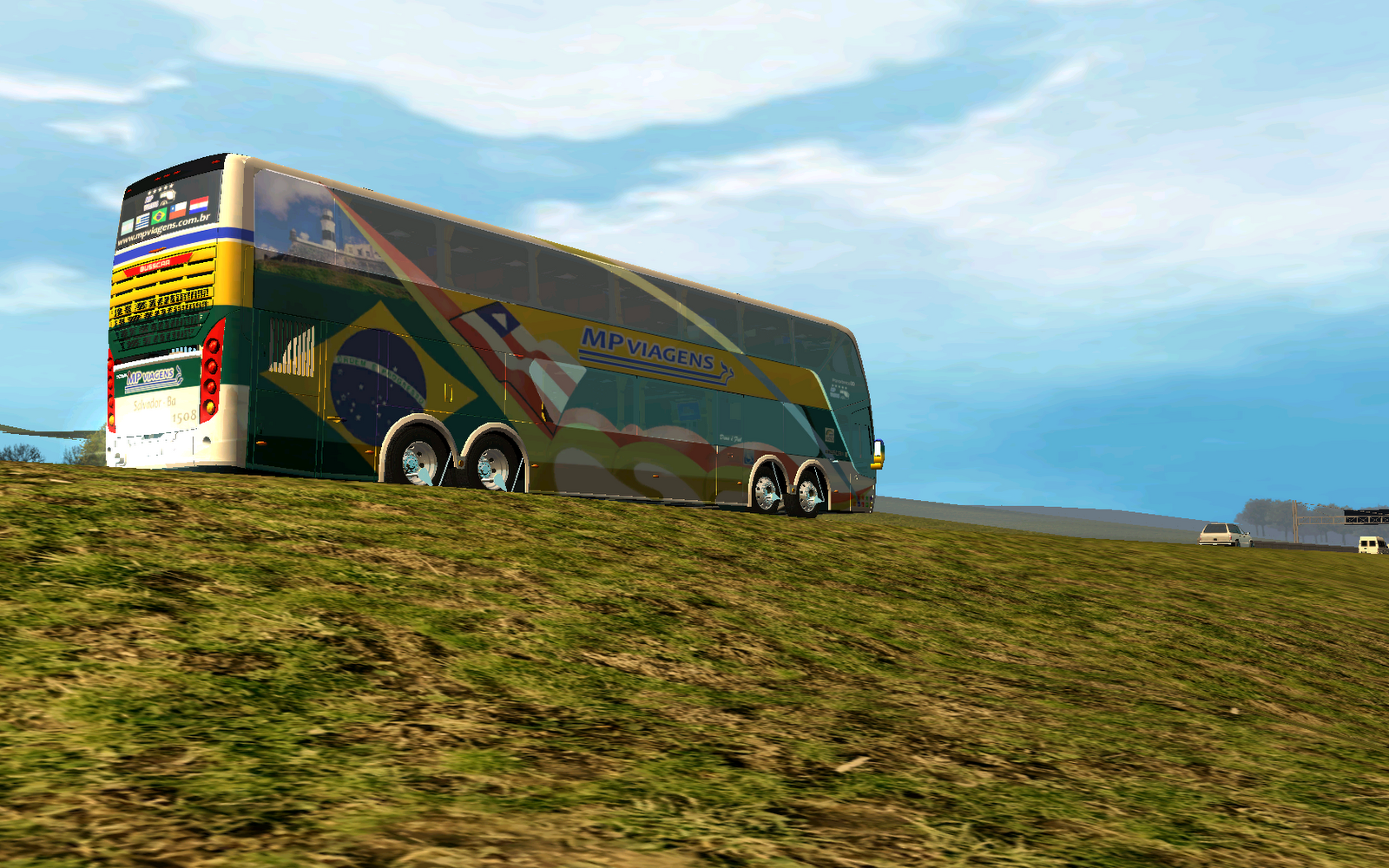 18 wos alh mod bus ultimate v1.1