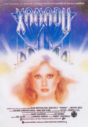 Poster Xanadu 1980
