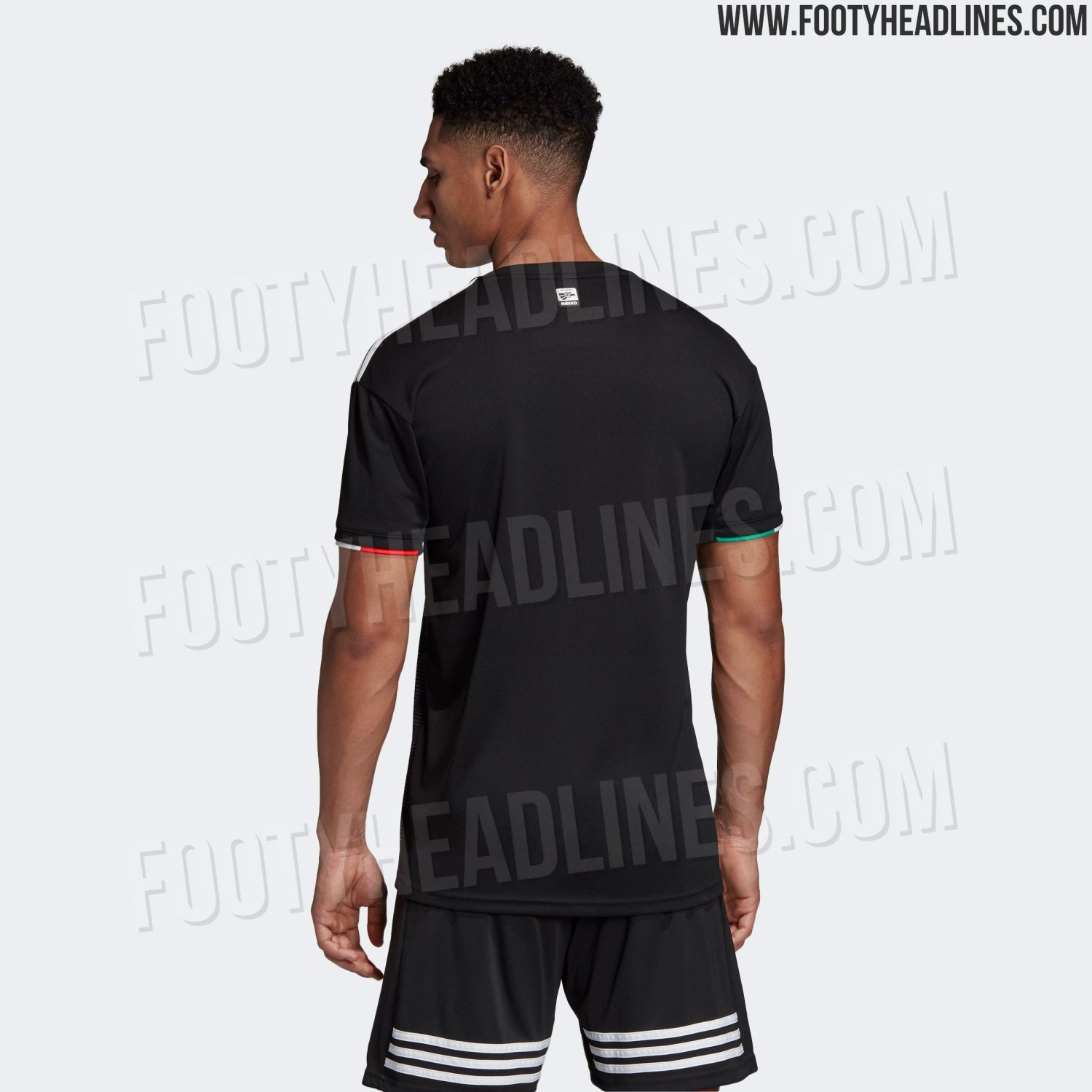 Leaked: Adidas 19 20 Kits To Feature Strange New Shorts 3