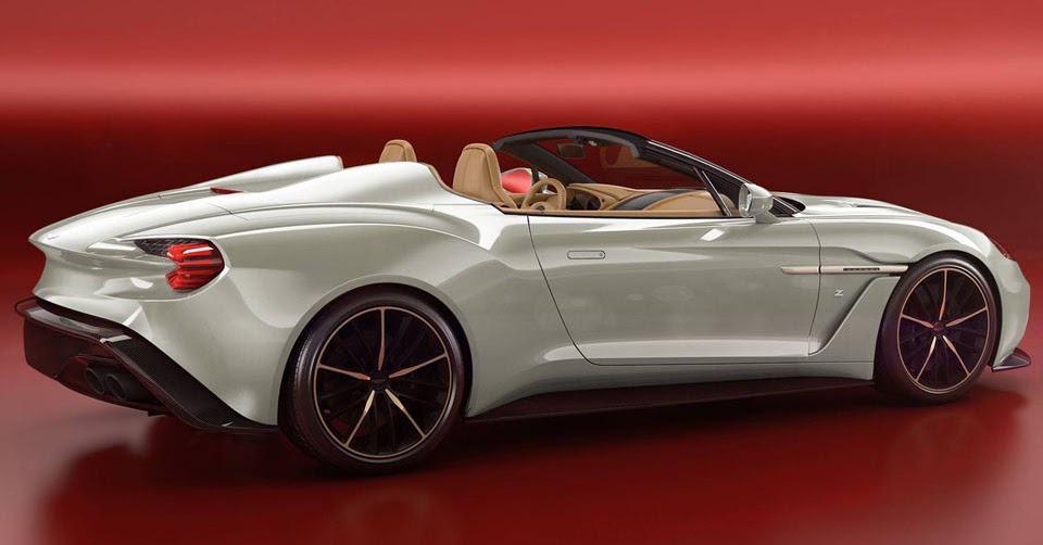 aston martin vanquish zagato speedster tipped for limited production. Black Bedroom Furniture Sets. Home Design Ideas