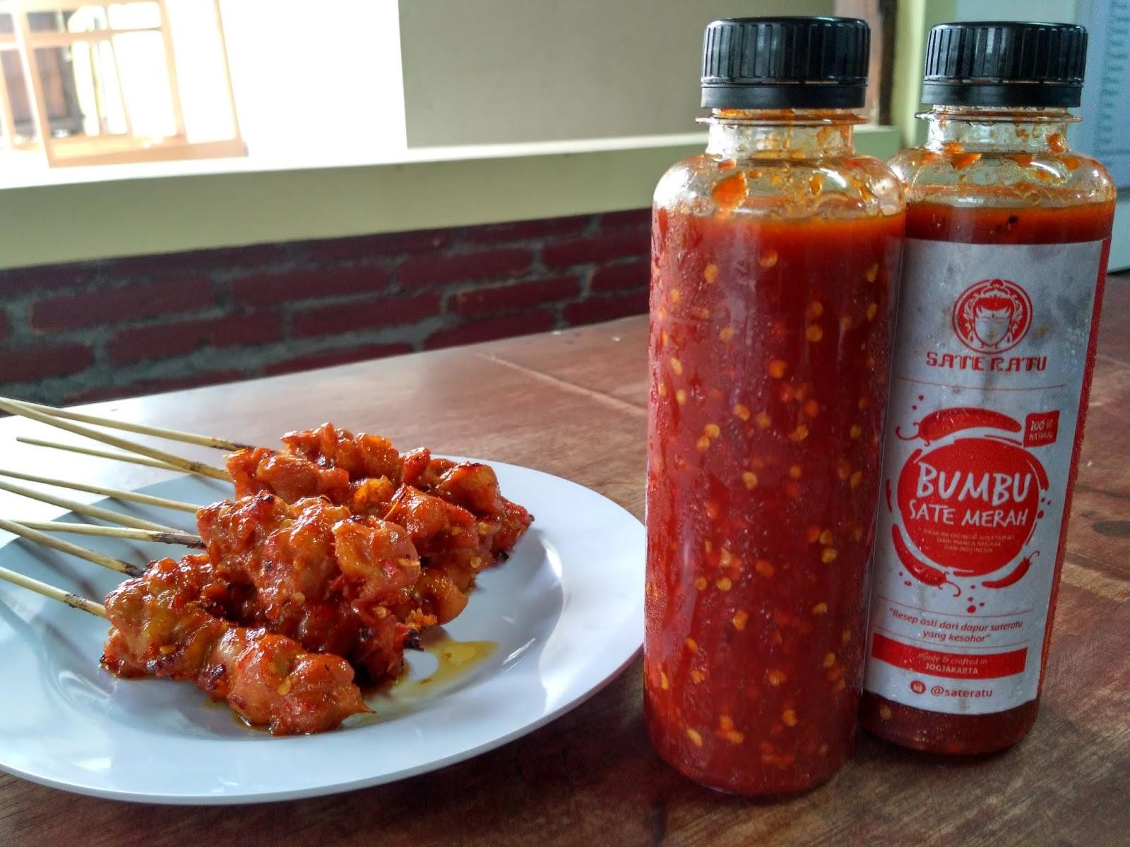 Review Sate Ratu Jogja Sate Ayam Favorit Turis Mancanegara