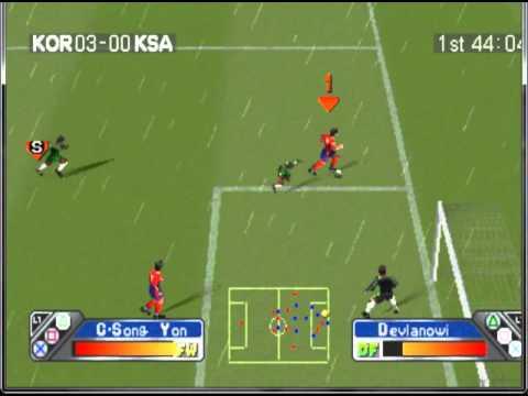 Download Games Super Shot Soccer Psx