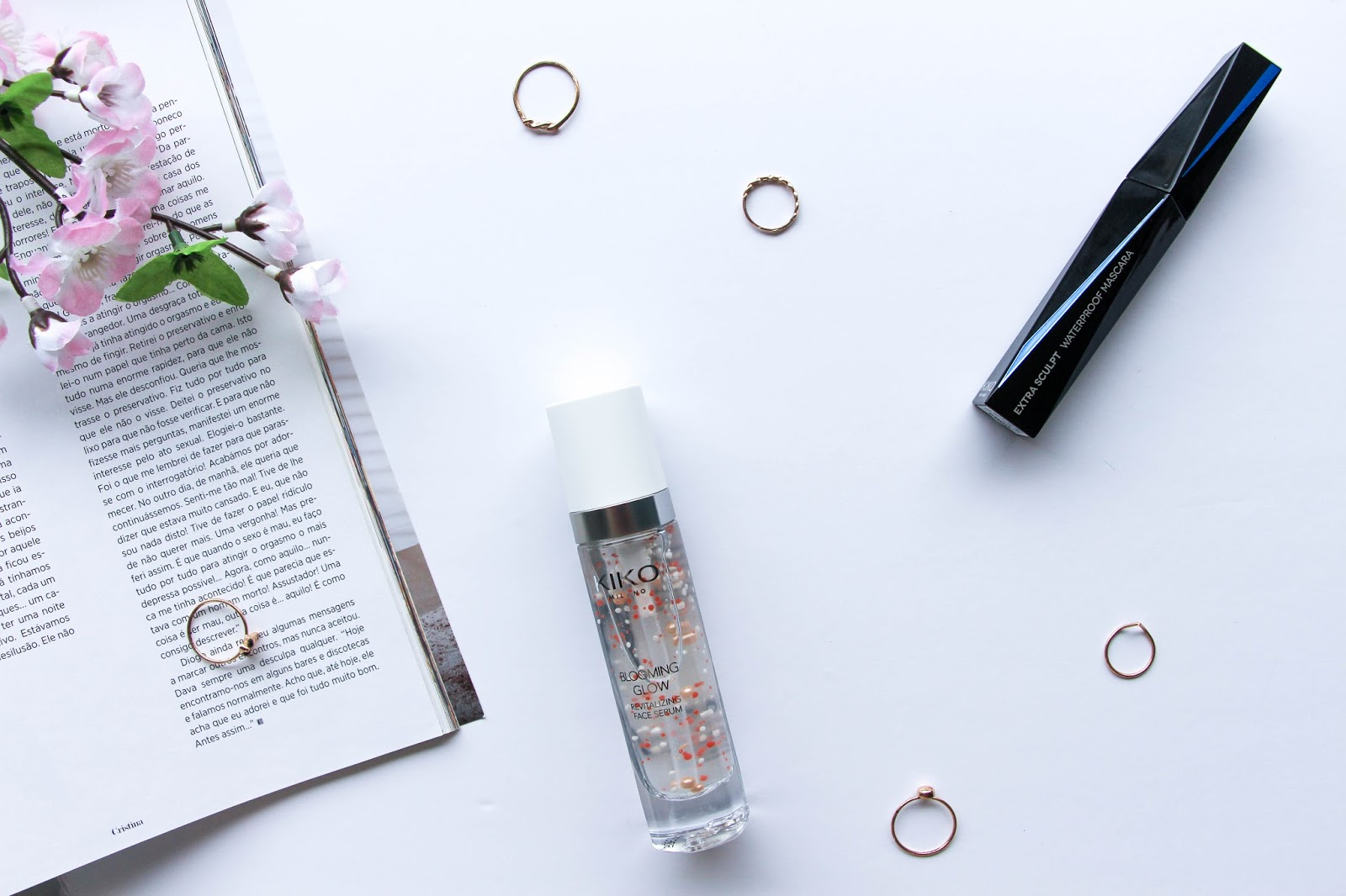 Kiko Milano Makeup