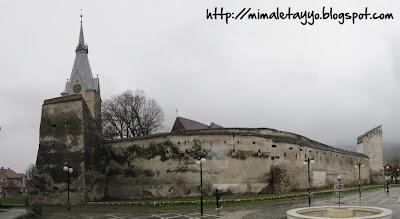 Iglesia Fortificada de Codlea