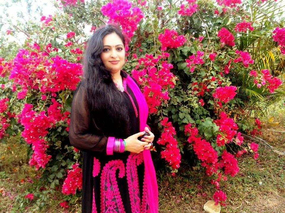 Reshmi Soman Latest Photos Malayalam Serial Actress