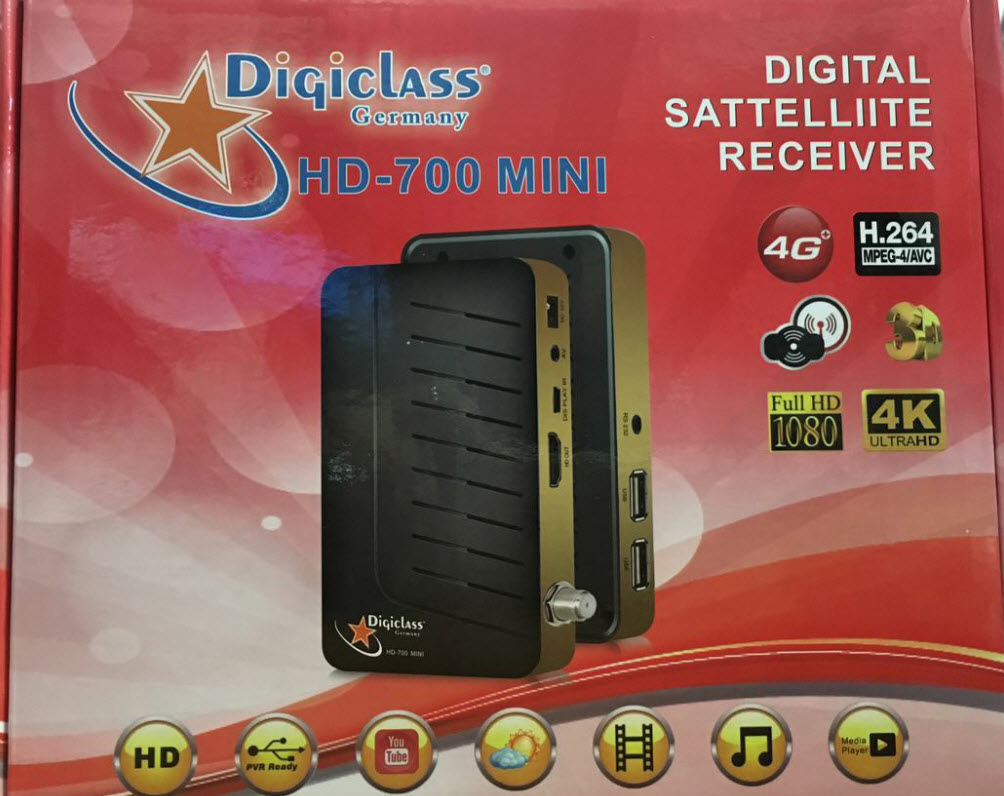 flash digiclass 740