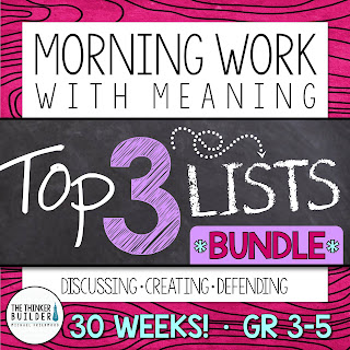 https://www.teacherspayteachers.com/Product/Morning-Work-with-Meaning-Top-3-Lists-BUNDLE-Set-One-Two-Three-2796261?utm_source=Blog%20BTS%20Giveaway&utm_campaign=MW%20Top3%20bundle
