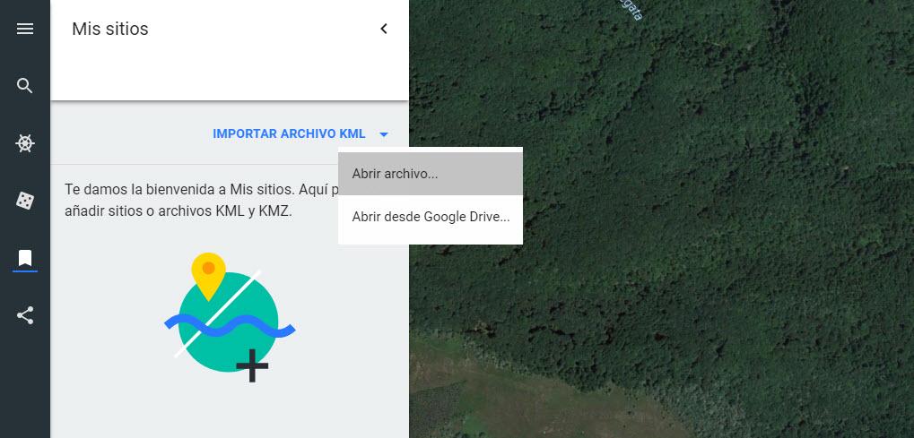 Cartografía Digital: El nuevo Google Earth en la web