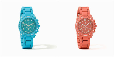 Charming Charlie Ashton Boyfriend Watch 2 for $11 (reg $22 each)