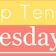 Top Ten Tuesday - Books on My Fall TBR List