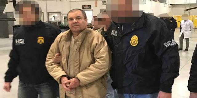 """""""Un jefe de jefes para otro jefe de jefes"""" Esta es la persona que acaba de contratar El Chapo Guzmán"""