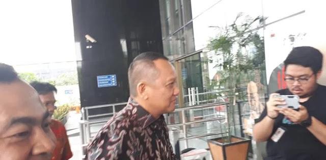 Penyidik KPK Dalami Hubungan Nurhadi Dengan Eddy Sindoro