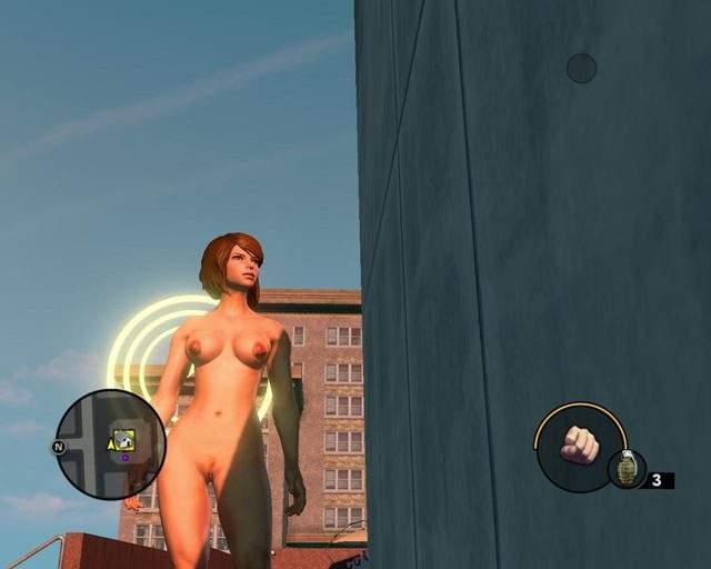 Parche Sin Censura NudePatch Saints Row The Third PC Descargar