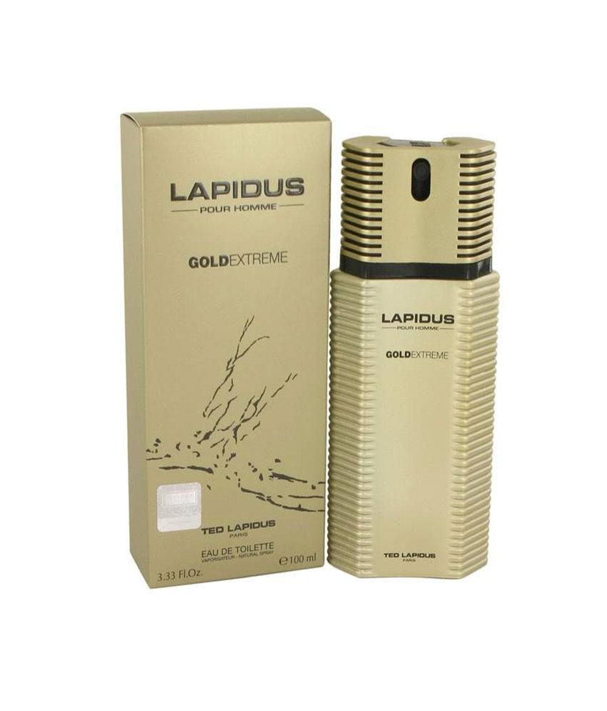 Lapidus Gold Extreme Ted Lapidus Perfume 100 ML