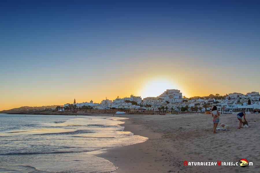 Praia da Luz, Algarve