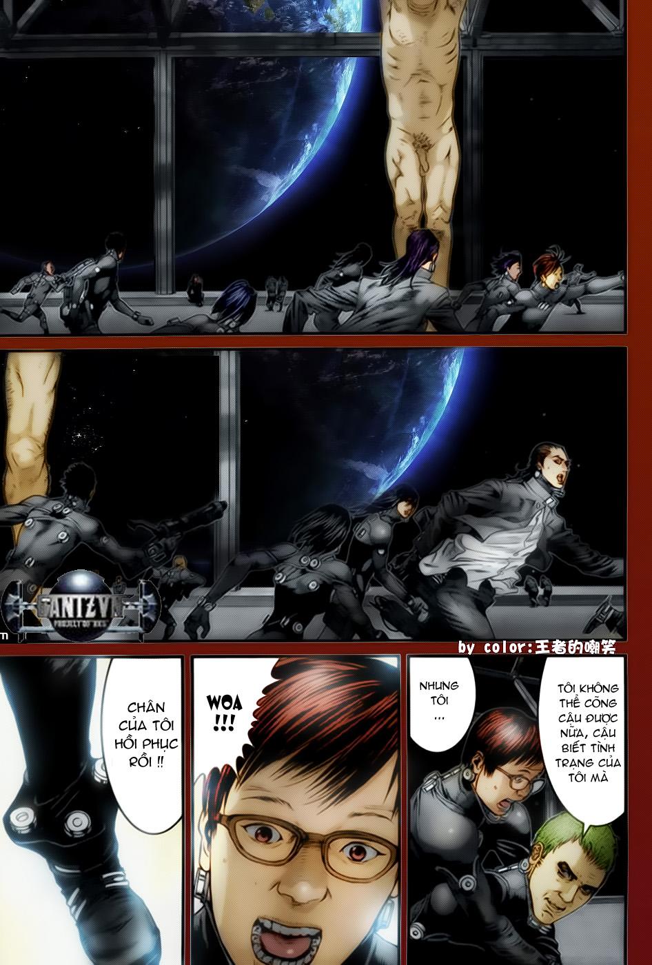 Gantz chap 368 trang 6